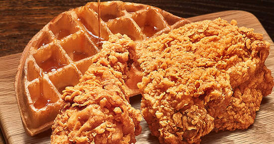KFC S'pore launches new Chicken 'N Waffles and Tenders 'N Waffles (From 22 Sep 2021)