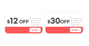 Featured image for Qoo10: Grab free $12 and $30 cart coupons till 19 Sep 2021