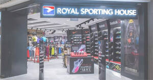Featured image for Royal Sporting House: 20% off regular-priced apparel and footwear storewide till 12 Sep 2021