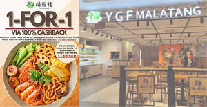 Featured image for Yang Guo Fu Northpoint City is offering 1-FOR-1* Mala Tang from 1 – 10 Sep 2021