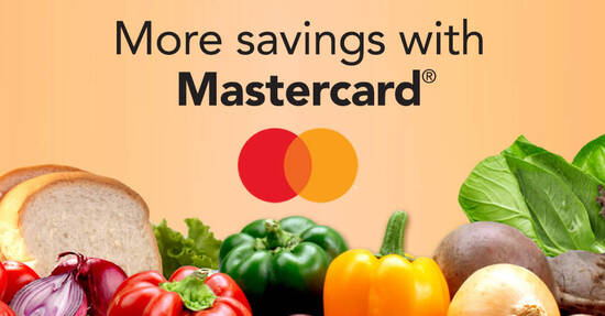 Featured image for Fairprice: $3 off when you pay via the FairPrice app or checkout with Scan & Go with your Mastercard till 24 Oct 2021