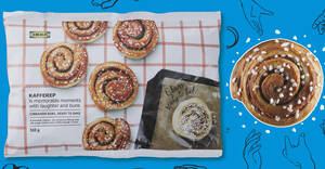 Featured image for IKEA S'pore to offer Cinnamon Buns at promo prices in celebration of Cinnamon Bun Day on 4 Oct 2021